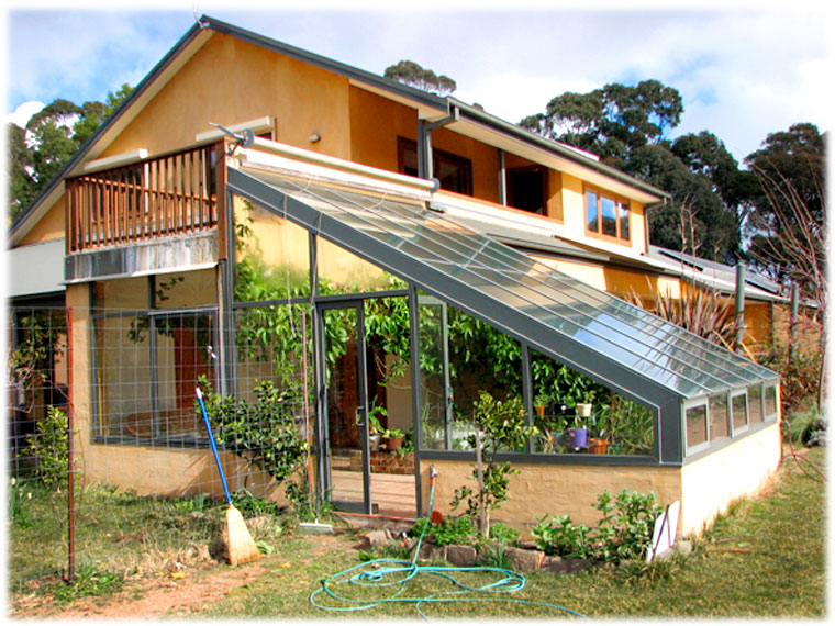 International permaculture day what 39 s happening in australia for House plans with greenhouse attached