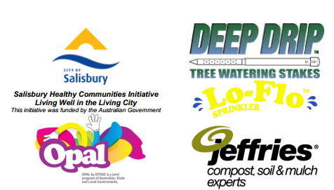 Sustainable Garden Design Workshop Sponsors