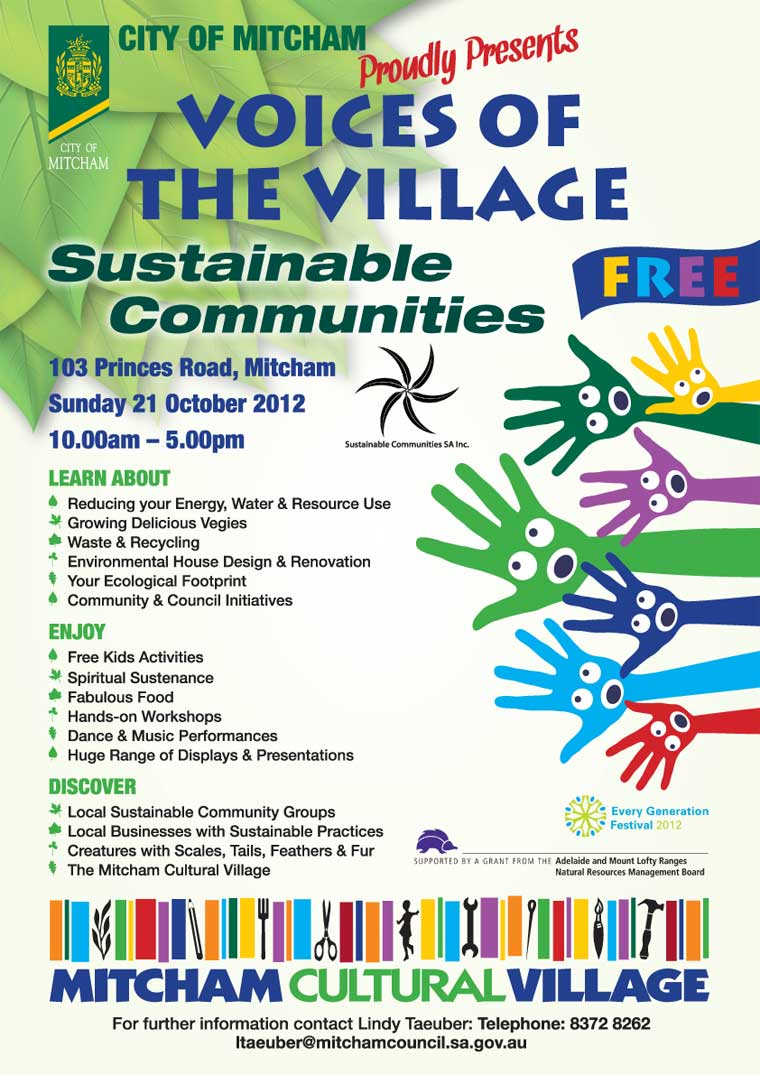 Voices of the Village - Sustainable Communities