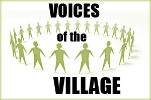 Voices of the Village : Sustainable Communities Event