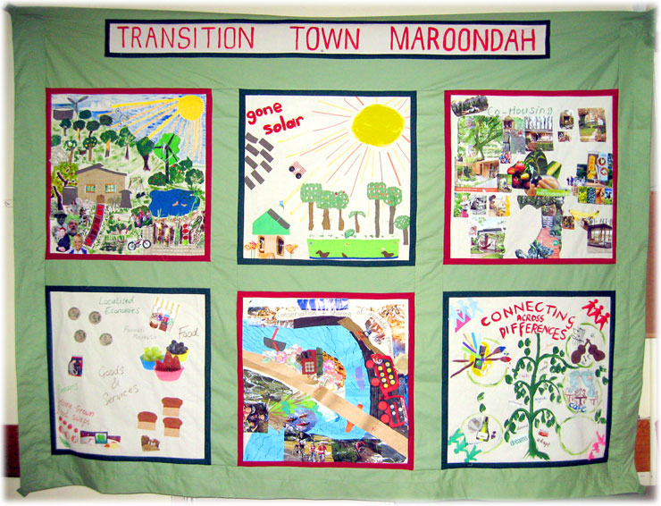 Transition Town Maroondah