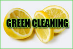 Green Cleaning: How to Make Environmentally Friendly Cleaning Products For All Kinds of Uses!