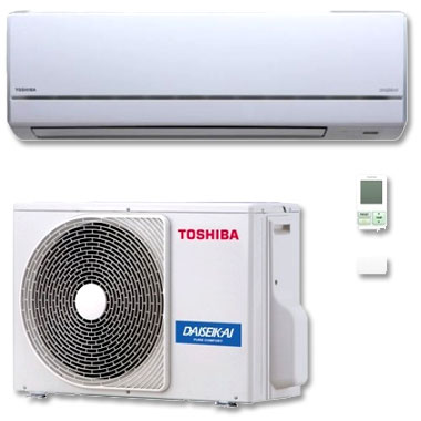 TOSHIBA RAS 10SKVP2-A energy saving air conditioners