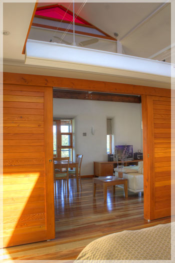 Rawnsley Park Eco Villas - View from Bedroom