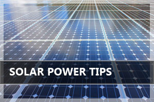 Expert advice on solar power buying