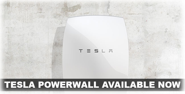 Tesla Powerwall available now to buy in Australia.