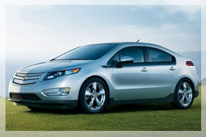 Holden Volt - Extended Range Electric Car