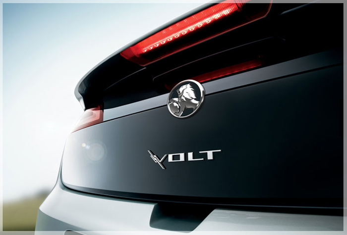 The Holden Volt
