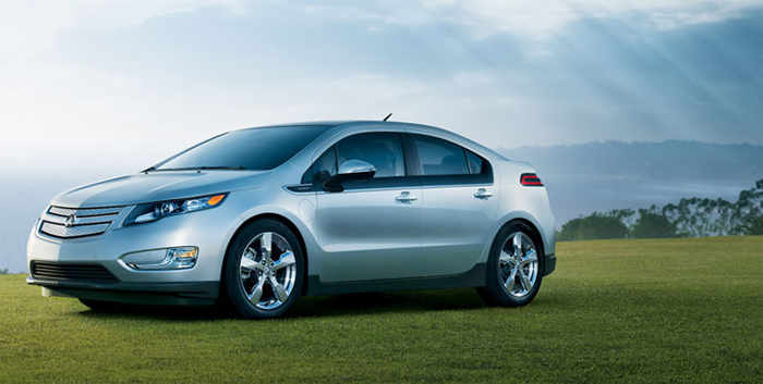 New Holden Volt