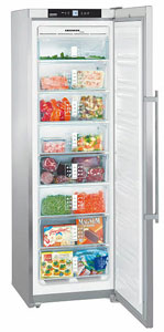 LIEBHERR SGNes 3010 Upright Freezer