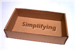 Preparing By Simplifying:  Sometimes Less Is More