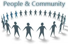 POPLE AND COMMUNITY